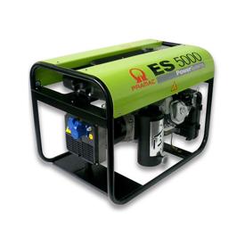Imagen de Generador Pramac ES5000 4,6 KW 230V
