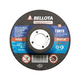 Imagen de Disco corte metal Bellota 50301
