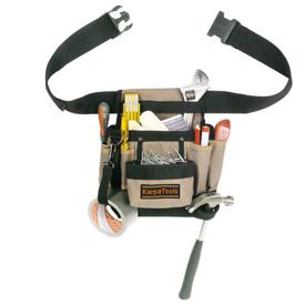Imagen de Bolsa cinturón encofrador 8 bolsillos Karpatools