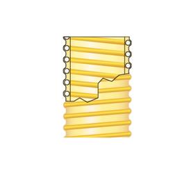 Imagen de Manguera succión aspiración amarilla (cada metro)