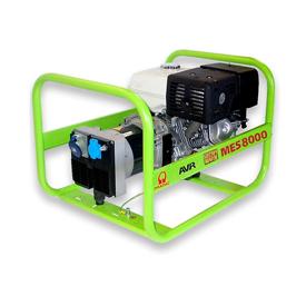Imagen de Generador Pramac MES8000 + AVR 6,4 KW 230V