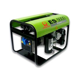 Imagen de Generador Pramac ES5000 + AVR 4,6 KW 230V