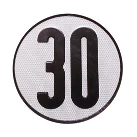 Imagen de Disco limitación velocidad 30 km/h