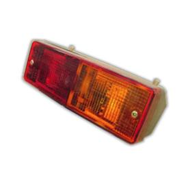 Imagen de Piloto 4 servicios luz matrícula izquierdo