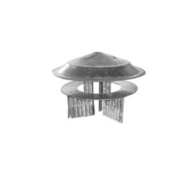 Imagen de Sombrerete chimenea galvanizado
