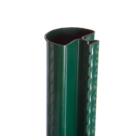 Imagen de Poste cremallera verde 2000 mm