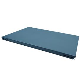 Imagen de Bandeja estantería gris Tek 700 mm