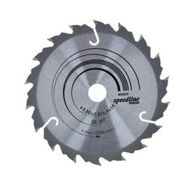 Imagen de Disco sierra circular Bosch Speedline 130 mm