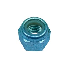 Imagen de Tuerca hexagonal DIN 985 8:8 whitworth