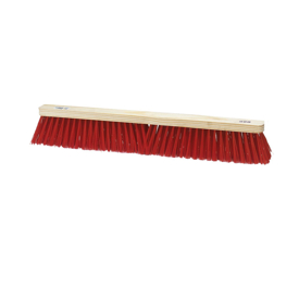 Imagen de Cepillo barrendero rojo