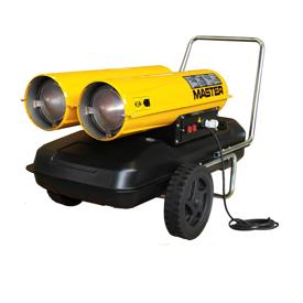 Imagen de Calentador de aire a gasoleo Master B-300 CED