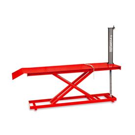 Imagen de Mesa elevadora motos 450 kg Mega PTM-2