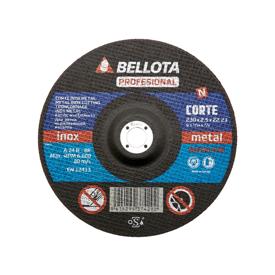 Imagen de Disco corte inox-metal Bellota 50330-230