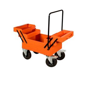 Imagen de Caja herramientas con ruedas Bahco