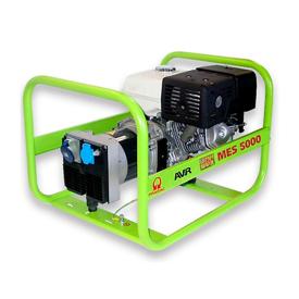 Imagen de Generador Pramac MES5000 + AVR 4,6 KW 230V