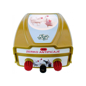 Imagen de Pastor eléctrico ZAR Zerko avícola 2 salidas