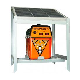 Imagen de Pastor eléctrico ZAR Zarpazo Solar 12V