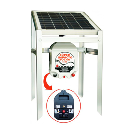 Imagen de Pastor eléctrico ZAR Súper Impacto Solar 15W