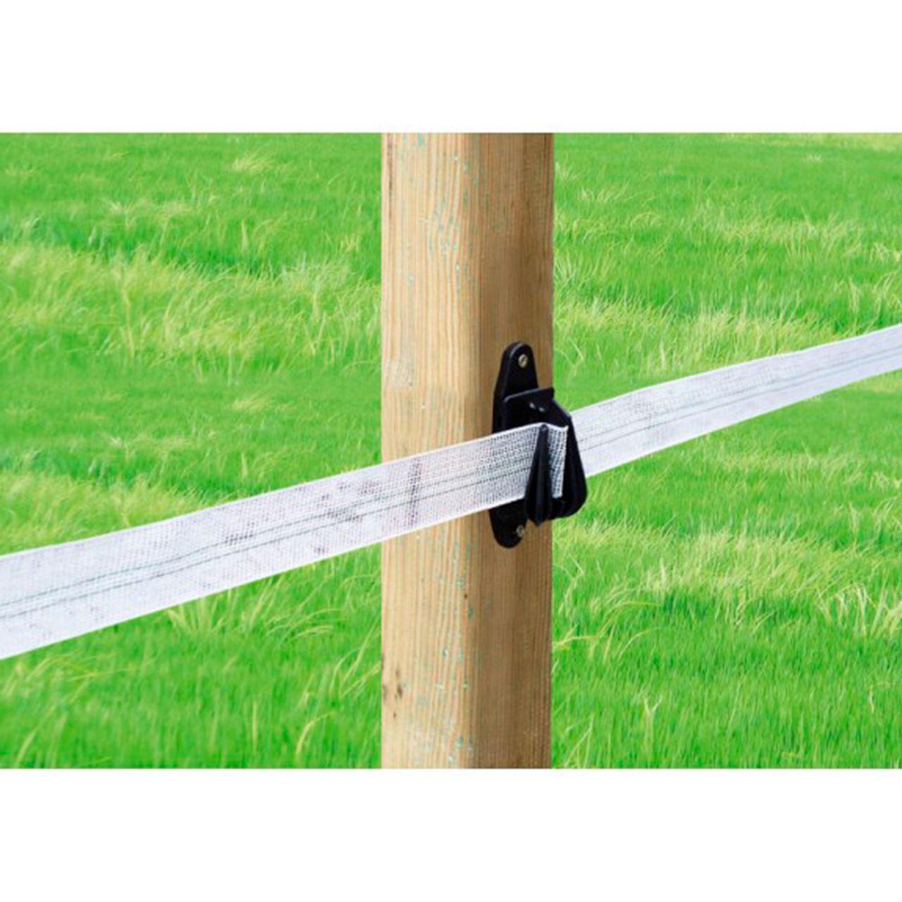 Imagen de Aislador pastor eléctrico Z-16 cinta ZAR (15 unidades)
