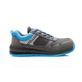 Imagen de Zapato seguridad S1P Bellota Street negro-azul 72350