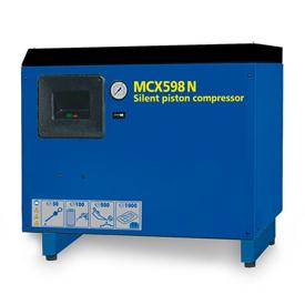 Imagen de Compresor silencioso de pistón Michelin MCX598N