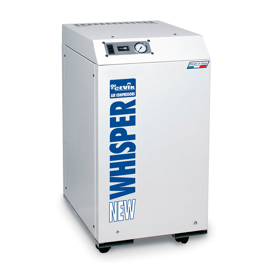 Imagen de Compresor silencioso Cevik WHISPERAB360 24 litros