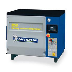 Imagen de Compresor de tornillo Michelin RSX10