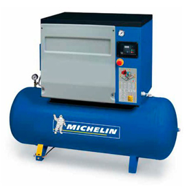 Imagen de Compresor de tornillo Michelin RSX20/300