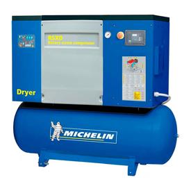 Imagen de Compresor de tornillo Michelin RSXD25/500