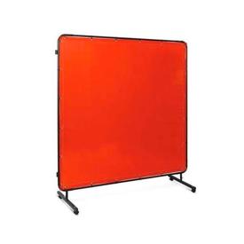 Imagen de Kit pantalla protección con soporte Cevik roja