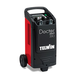 Imagen de Cargador arrancador de baterías Telwin DOCTOR START 330
