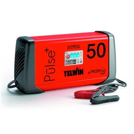 Imagen de Cargador arrancador de baterías Telwin PULSE 50