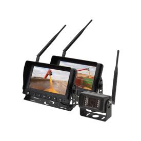 Imagen de Sistema inalámbrico cámara con 2 monitores Sparex