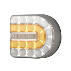 Imagen de Luz delantera derecha para Kit de alumbrado Connix