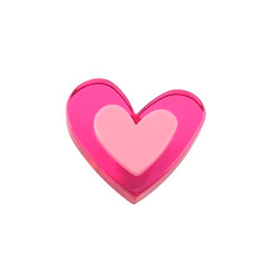 Imagen de Pomo juvenil corazón Nesu