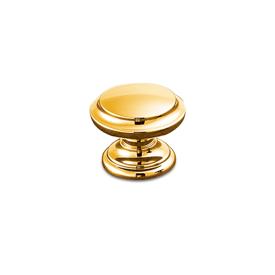 Imagen de Pomo dorado Estamp 8463-100