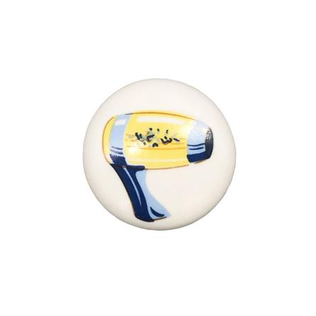 Imagen de Pomo porcelana secador Nesu