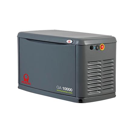 Imagen de Generador a gas Pramac GA10000 LTS