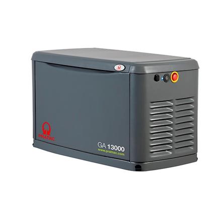 Imagen de Generador a gas Pramac GA13000 LTS