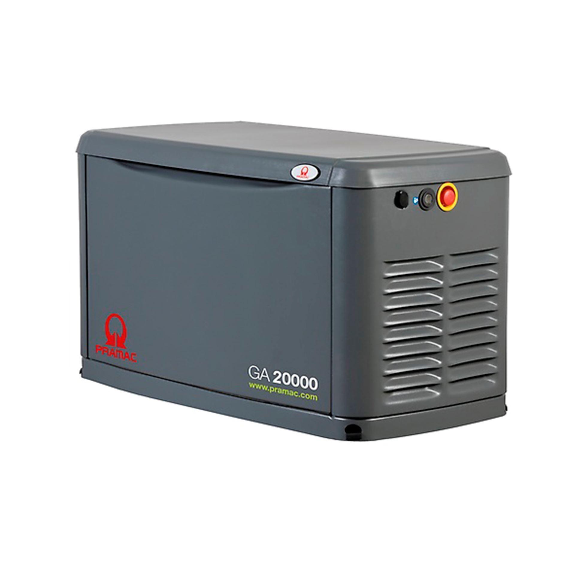 Imagen de Generador a gas Pramac GA20000 LTS