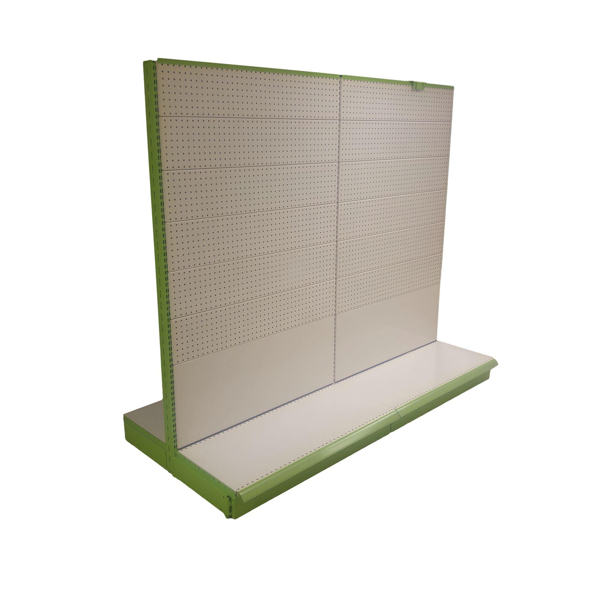 Imagen de Conjunto estanterías para comercio seminuevas