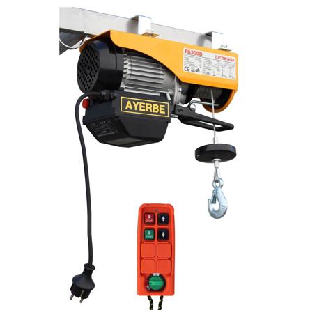 Imagen de Elevador mando a distancia Ayerbe AY 500/950 Kg