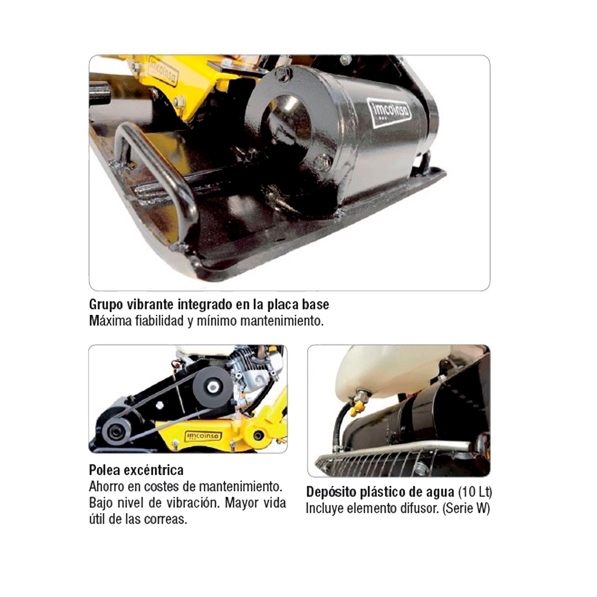 Imagen de Bandeja vibrante Imcoinsa 2I113W motor Honda