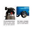 Imagen de Compresor 2 HP 50 Litros Imcoinsa Advance 0459E