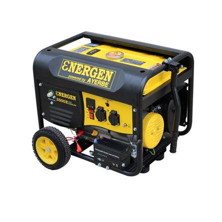 Imagen de Generador dual Gas-Gasolina Ayerbe Energen 3500 2800W