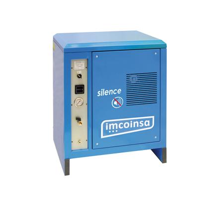 Imagen de Compresor insonorizado 2 HP 24 litros Imcoinsa 04821
