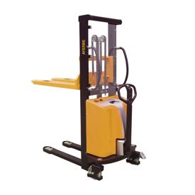 Imagen de Elevador apilador semi eléctrico AY 2500 ASE