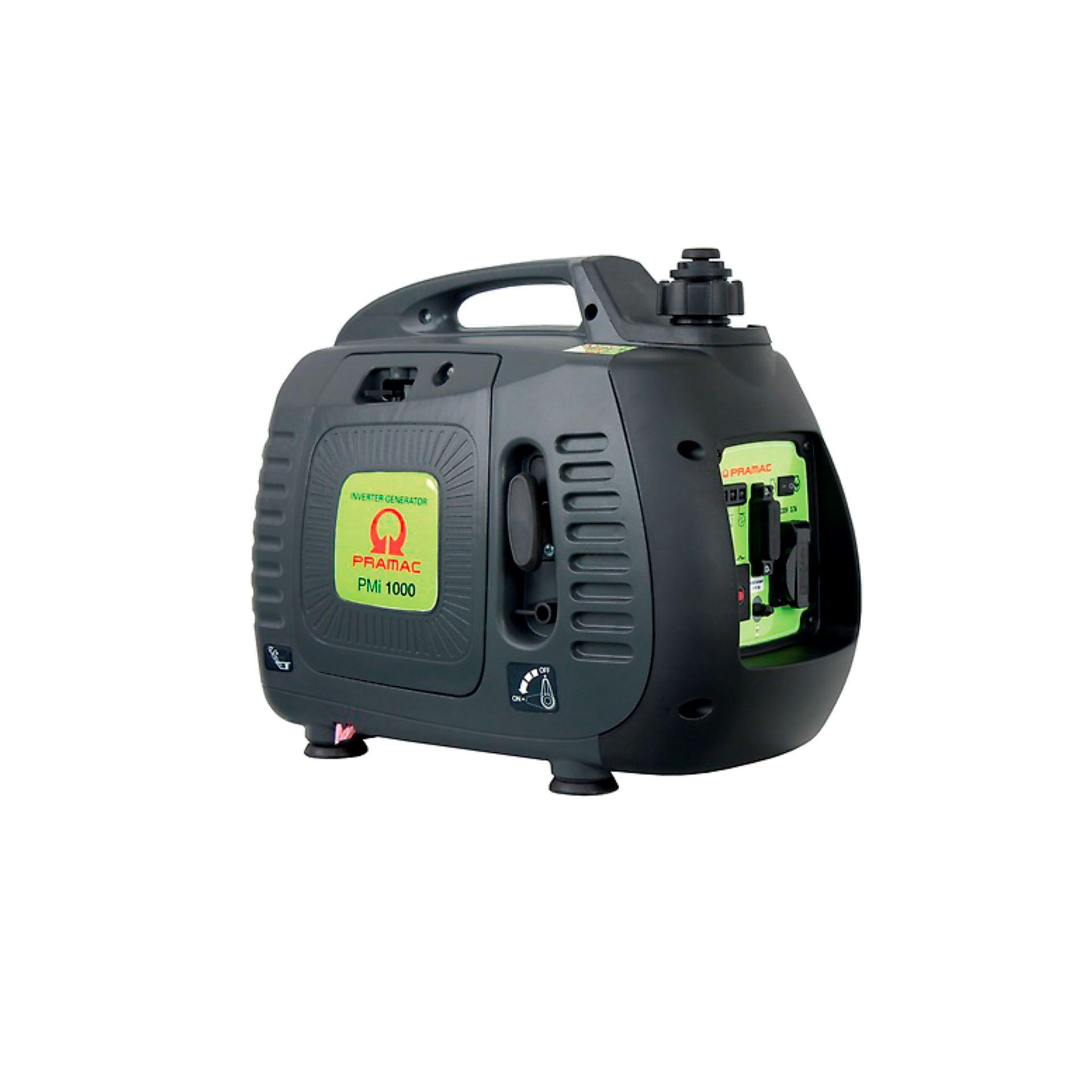 Imagen de Generador inverter 1000 W 230V Pramac PMI 1000