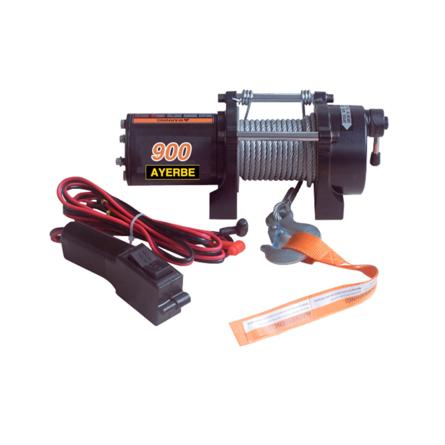 Imagen de Cabrestante eléctrico 900 Kg Ayerbe AY-900-DC