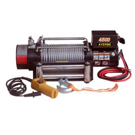 Imagen de Cabrestante eléctrico 4500 Kg Ayerbe AY-4500-DC